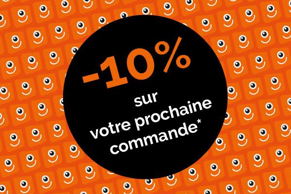 promotion -10%